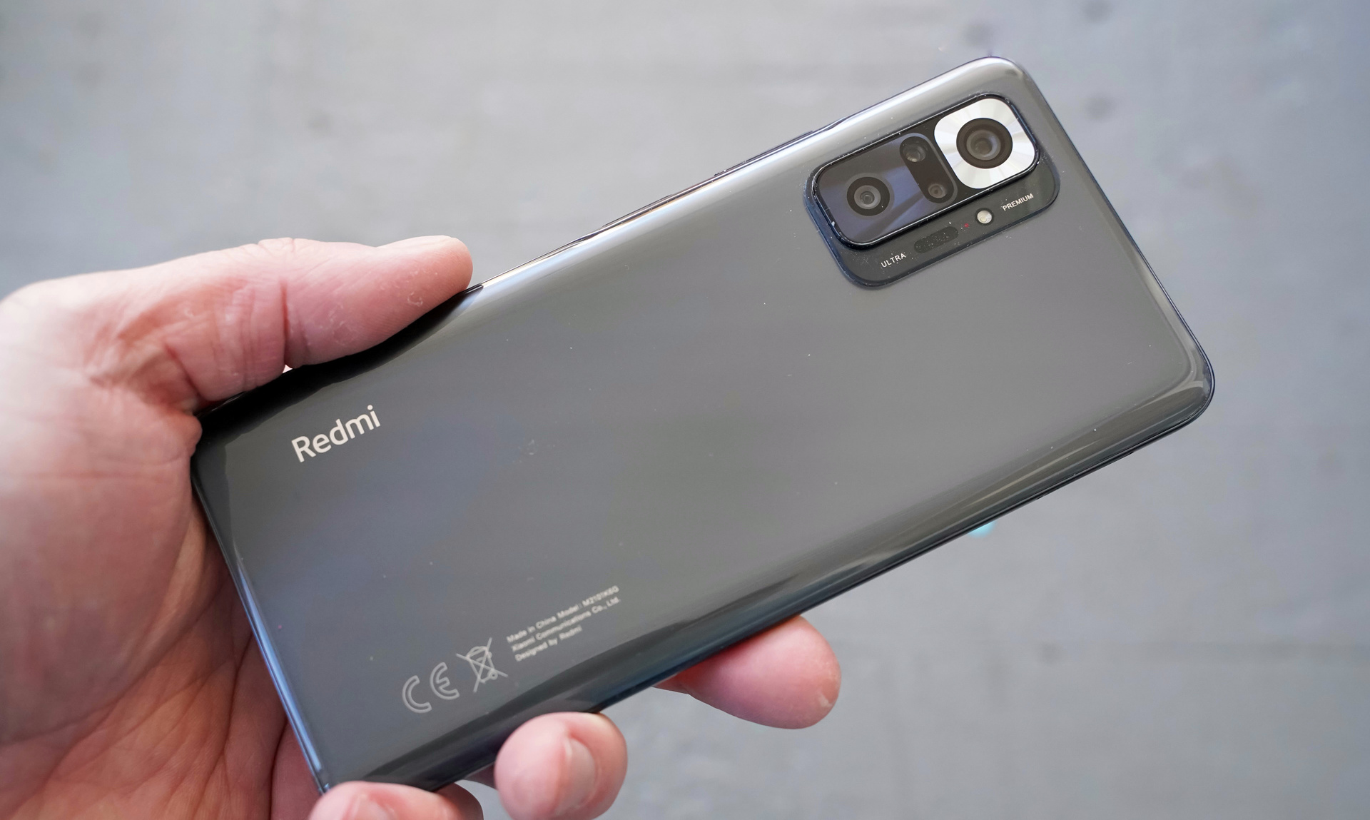 Redmi Note 10 у вас под рукой