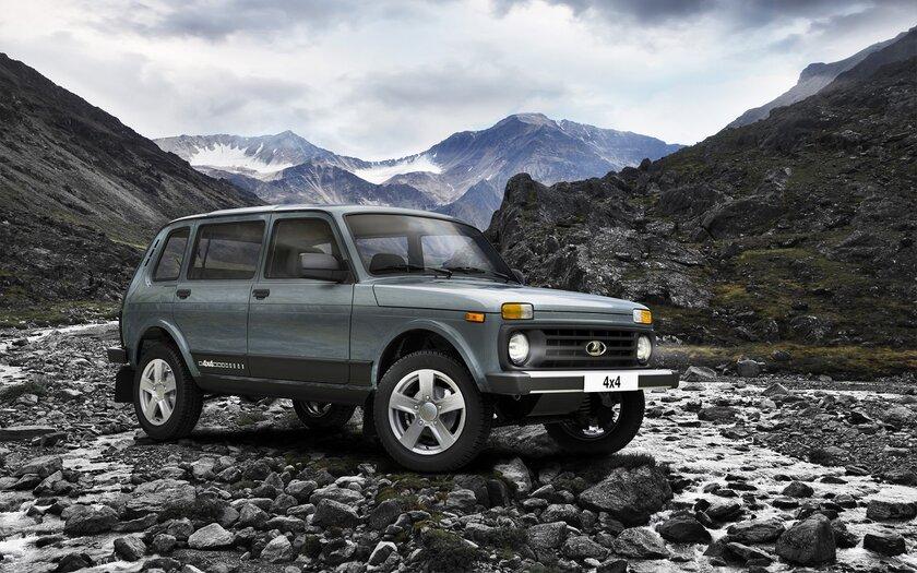 Дефицита небудет: АвтоВАЗ выпускает по45 Lada Niva Legend всутки