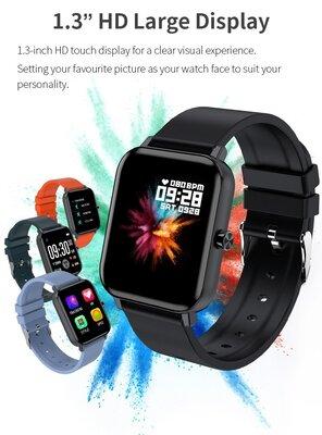 В России стартовали продажи умных часов ZTE Watch Live: дляспорта ине только