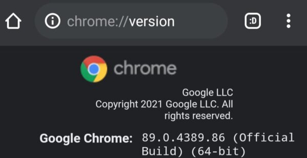Google выпустила 64-битную версию Chrome дляAndroid. Наконец-то!