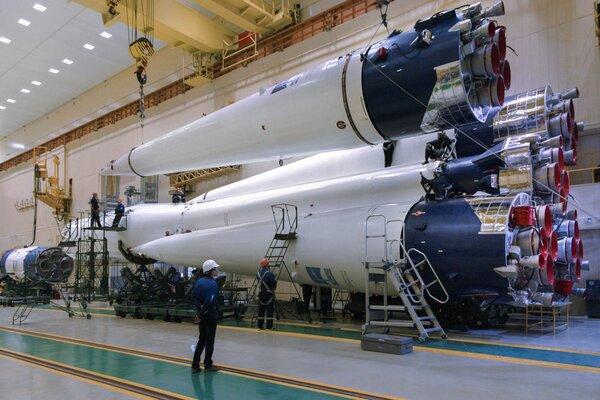 «Роскосмос» впервые занесколько десятилетий обновил дизайн ракеты «Союз-2»