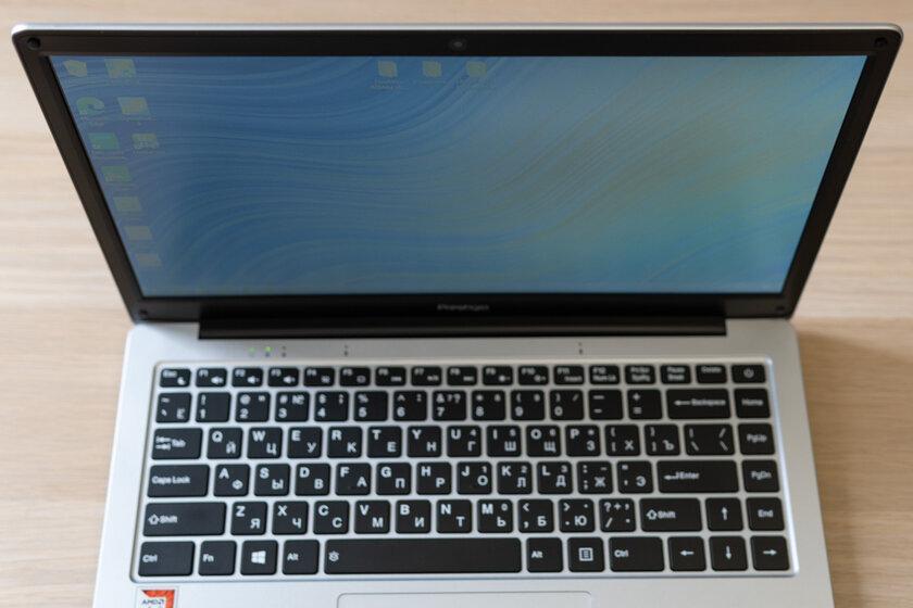 Обзор Prestigio SmartBook 133 C4: бесшумный, но совершенно неторопливый ноутбук