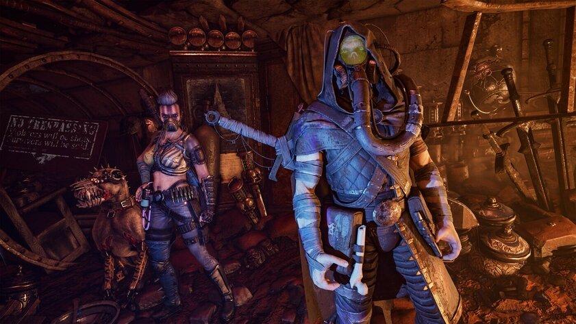 В Microsoft Store появился сюжетный шутер отпервого лица вовселенной Warhammer 40K