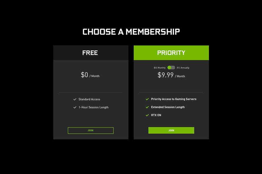 Облачный гейминг безочереди ис RTX: вGeForce Now появилась подписка Priority