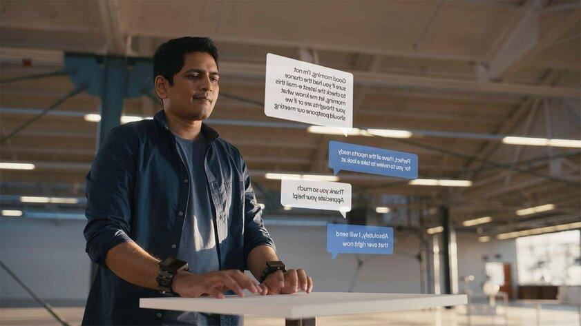 Facebook показала браслет дляработы вVR/AR: он превращает нервные сигналы вцифровые команды