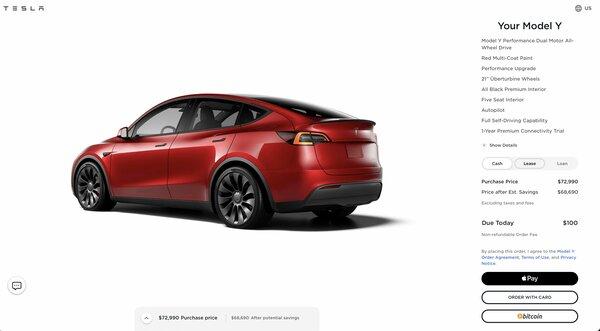Tesla забиткоины: Илон Маск объявил остарте продаж электрокаров закриптовалюту