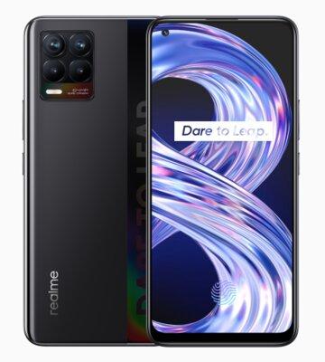 Представлены Realme 8 иRealme 8 Pro: изнового только камера 108 Мп иAMOLED