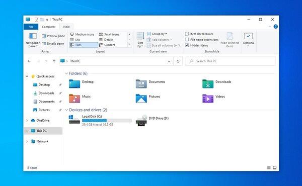Новый «Проводник» вWindows10 против старого: как изменится файловый менеджер