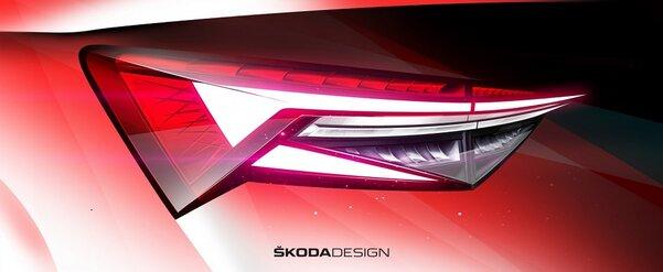 Skoda показала первые эскизы нового KODIAQ: кроме визуальных будут итехнические преображения