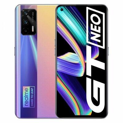 Мощнейший процессор MediaTek и12 ГБ ОЗУ за350 долларов: представлен Realme GT Neo