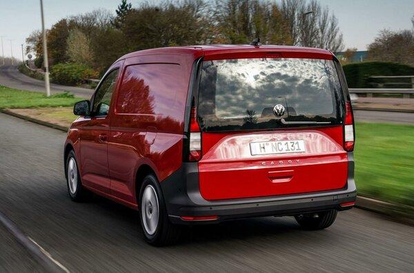 Volkswagen объявил российские цены нановый Caddy