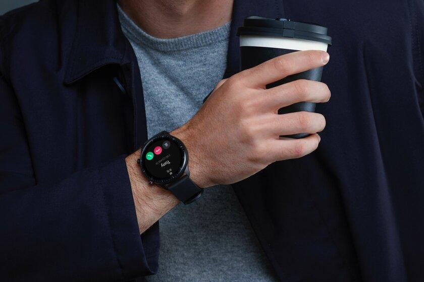 Представлены умные часы Amazfit GTR 2 eSIM, скоторых можно звонить безсмартфона