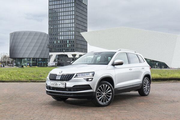 Skoda запустила вРоссии подписку наавтомобили: от45500 рублей вмесяц