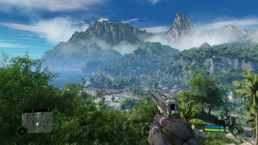 Crytek обновила ремастер Crysis дляконсолей нового поколения