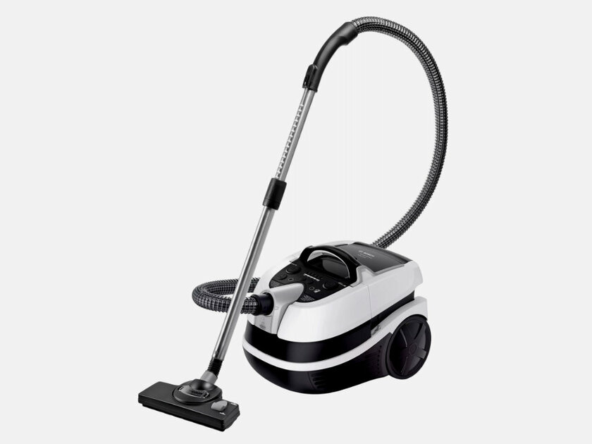 The best vacuum cleaners for the home: rating of models with wet cleaning