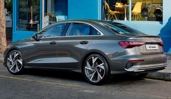 В России стартовали продажи Audi A3 нового поколения