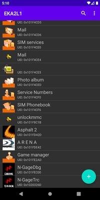 На Android вышел эмулятор игр дляSymbian иN-Gage. Его исходный код открыт