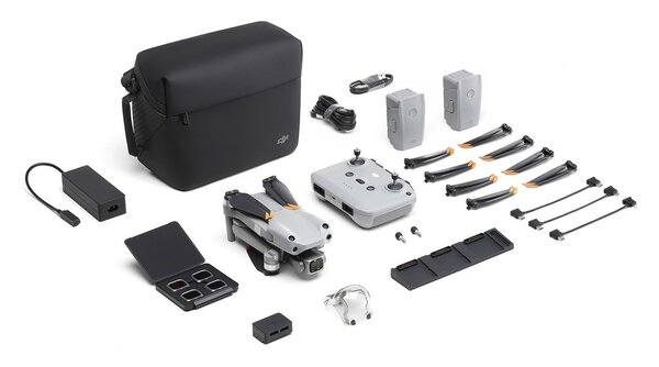 Представлен DJI Air 2S— первый компактный дрон свозможность записи видео в5,4K