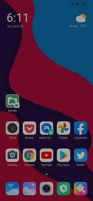 На экранах Android-смартфонов начала появляться папка «Игры»: что это такое