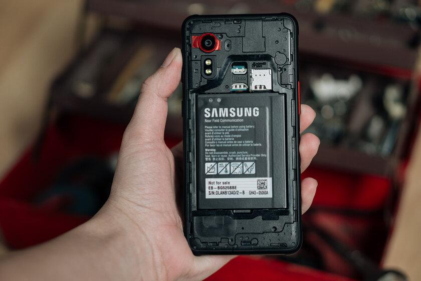 Этот смартфон небоишься уронить. Обзор защищённого Samsung Galaxy XCover5