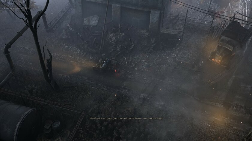 Война глазами дезертиров: обзор превью-версии игры War Mongrels
