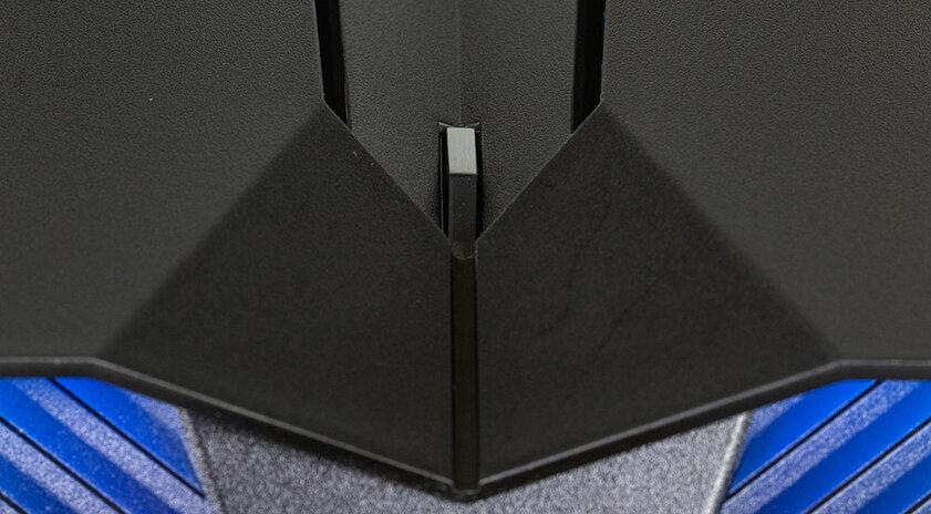 Дизайн космического корабля исоответствующая начинка. Обзор роутера ASUS RT-AX82U — Упаковка, комплектация, внешний вид. 9