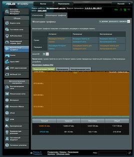 Дизайн космического корабля исоответствующая начинка. Обзор роутера ASUS RT-AX82U — Веб-интерфейс. 9
