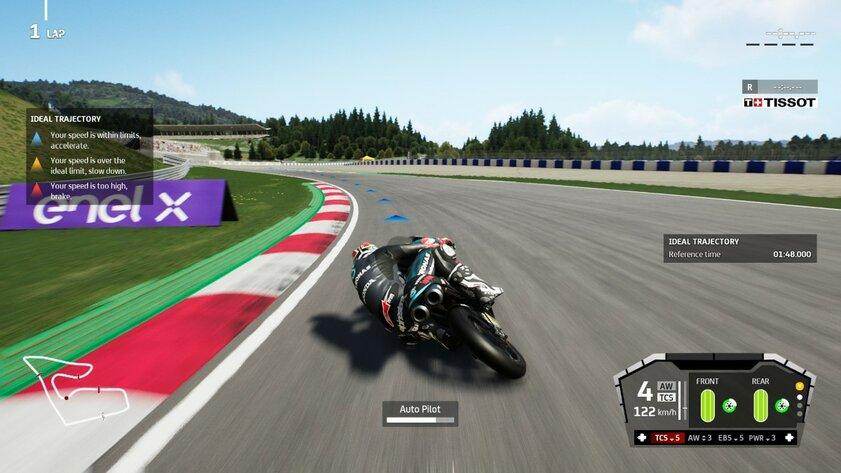 Гонки намотоциклах заслуживают своё место. Обзор MotoGP 21