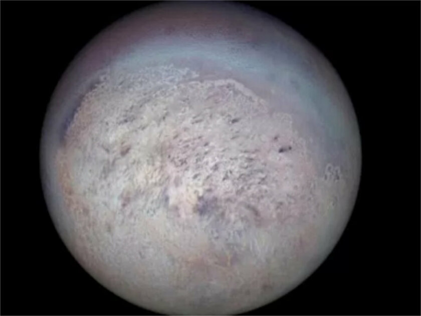 10 places in the solar system where there are most likely signs of life