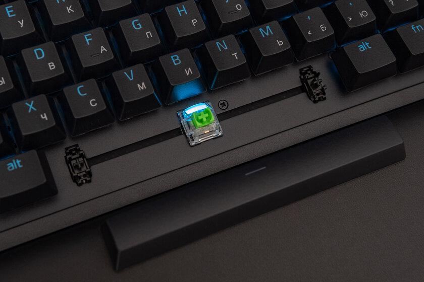 Гейминг может быть беспроводным: обзор клавиатуры Razer BlackWidow V3 Pro — Переключатели и производительность. 3