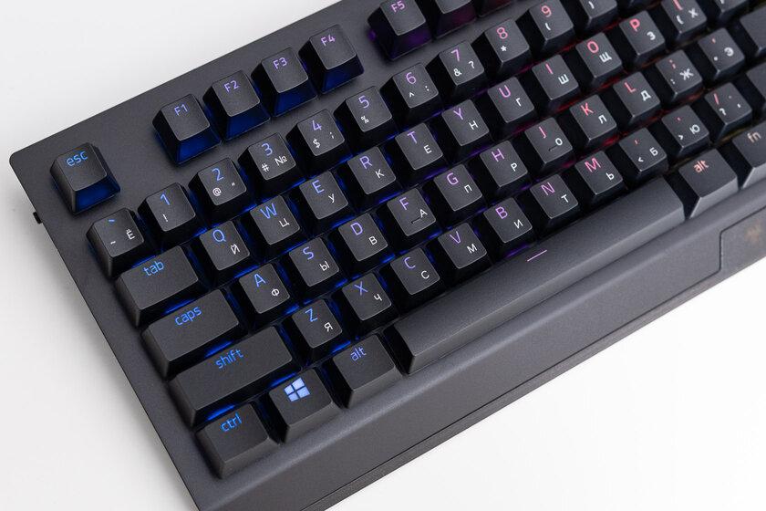 Гейминг может быть беспроводным: обзор клавиатуры Razer BlackWidow V3 Pro — Переключатели и производительность. 4