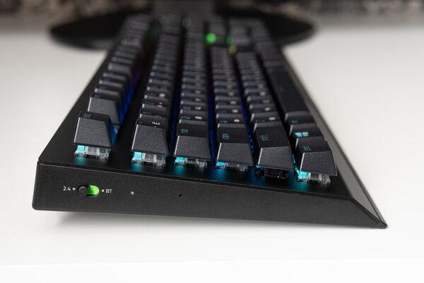 Гейминг может быть беспроводным: обзор клавиатуры Razer BlackWidow V3 Pro — Внешний вид и удобство. 2