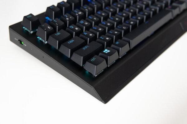 Гейминг может быть беспроводным: обзор клавиатуры Razer BlackWidow V3 Pro — Внешний вид и удобство. 3
