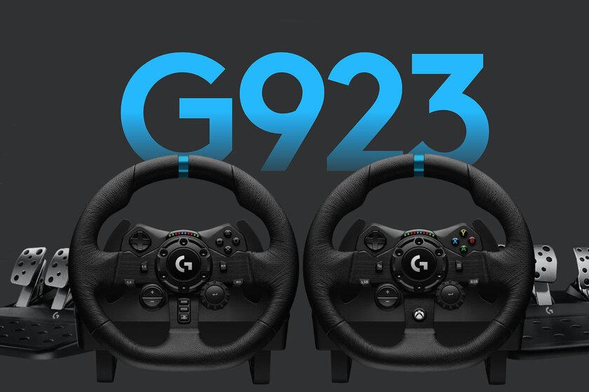 Обзавёлся рулём спедалями, инеделю невыходил издома. Обзор комплекта Logitech G923 — Немного пояснений про совместимость. 1