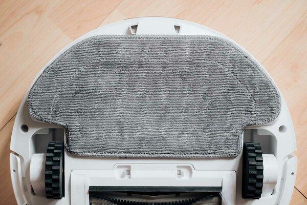 Обзор робота-пылесоса свлажной уборкой Viomi SE. Решение длятех, кому лень убираться — Если надо, можно и помыть полы. 2