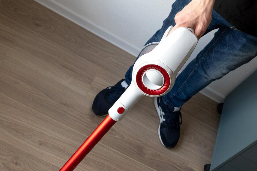 Пылесос длятех, кто нелюбит пылесосить. Обзор ручного JimmyJV51 — Опыт использования и автономность. 1