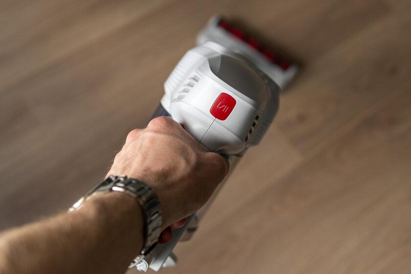 Пылесос длятех, кто нелюбит пылесосить. Обзор ручного JimmyJV51 — Опыт использования и автономность. 2
