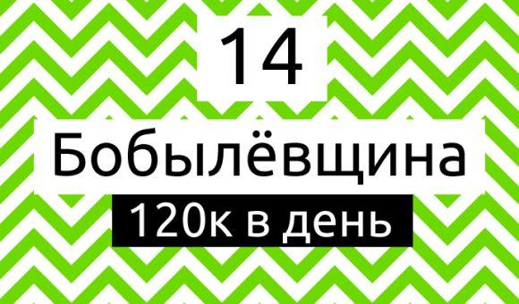 Бобылёвщина #14