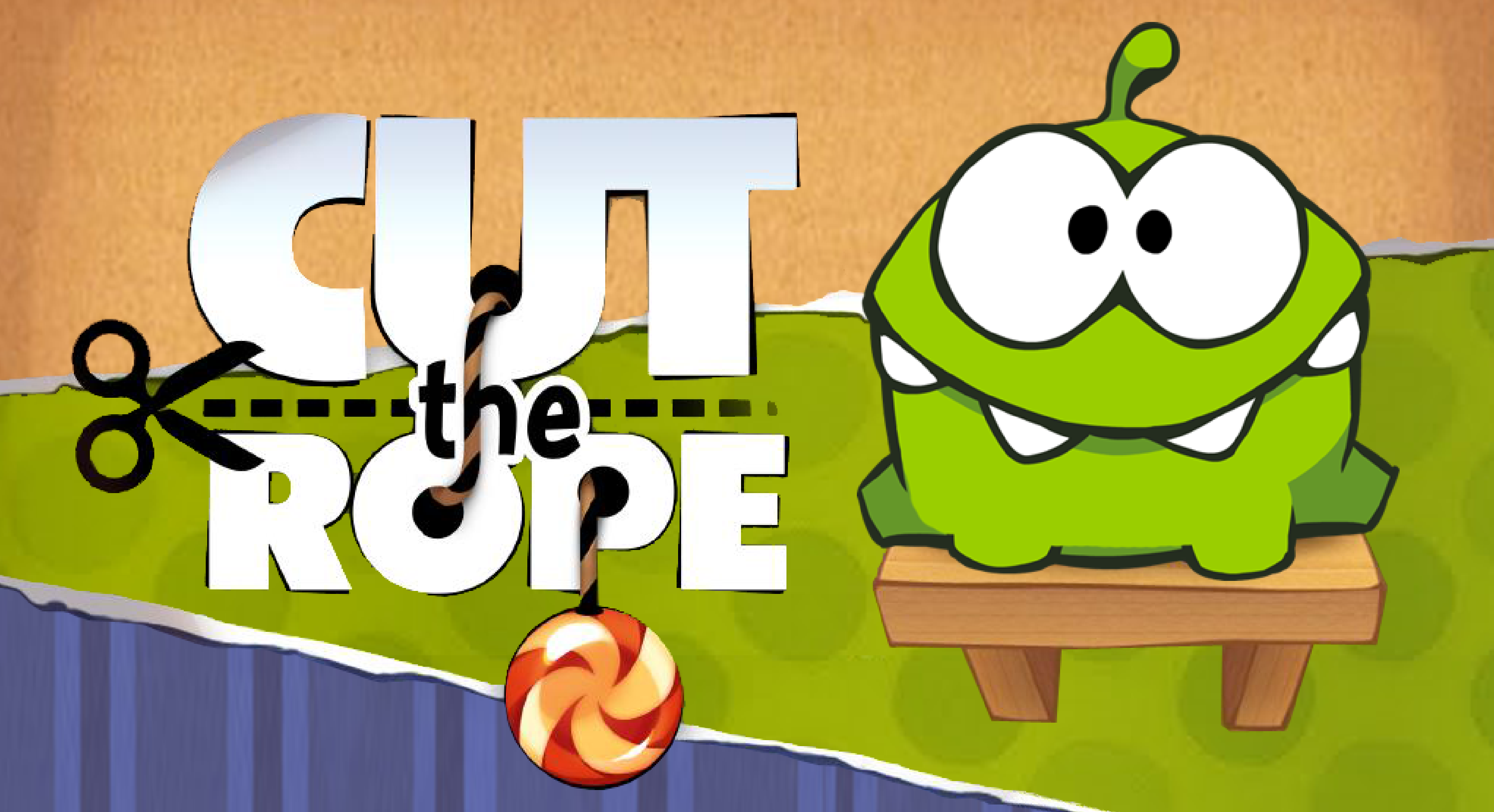 Zeptolab uk limited - cut the rope: experiments hd free
