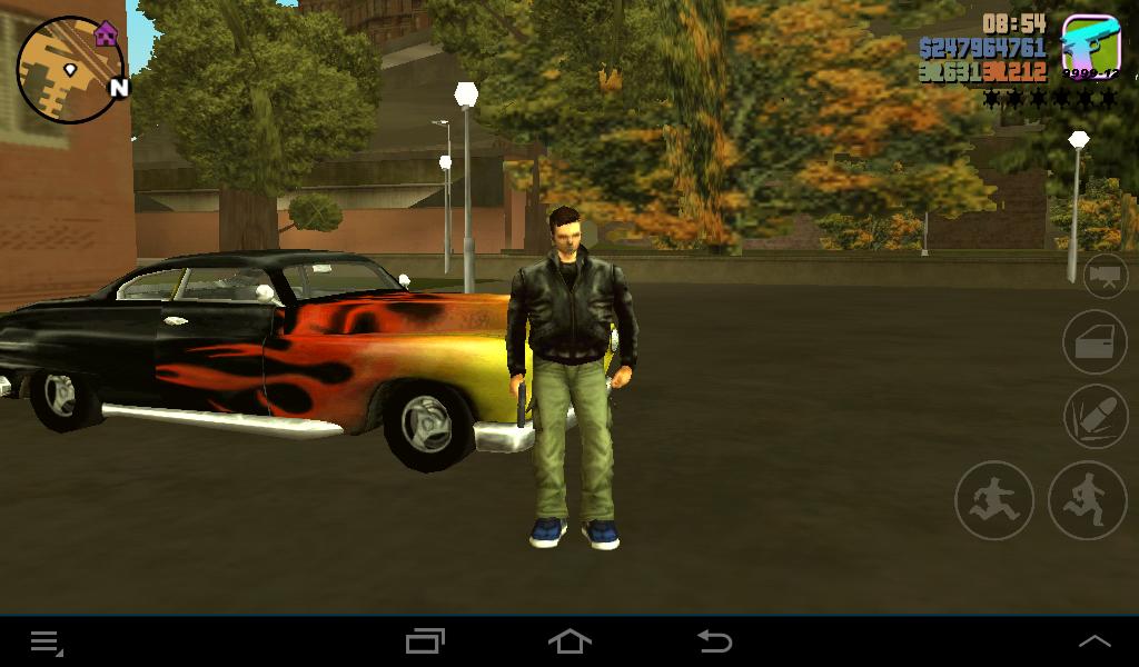 GTA 3 Vice City Cars mod — Плагины и библиотеки, Android