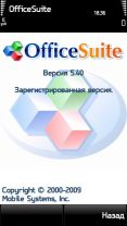 OfficeSuite 5.40