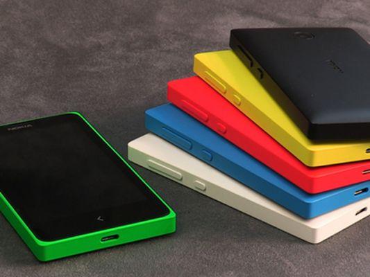MWC 2014: компания Nokia официально представила линейку Android-смартфонов