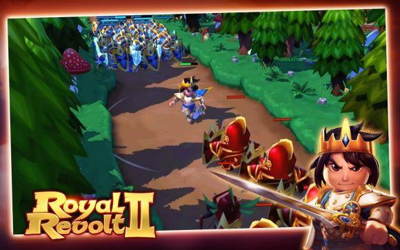 скачать royal revolt 2 на компьютер бесплатно