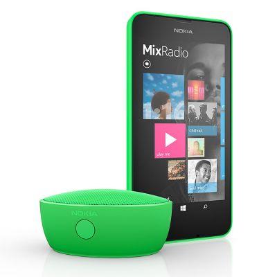 Новый беспроводной и яркий динамик от Nokia - MD-12
