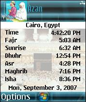 Azan Times 2.9