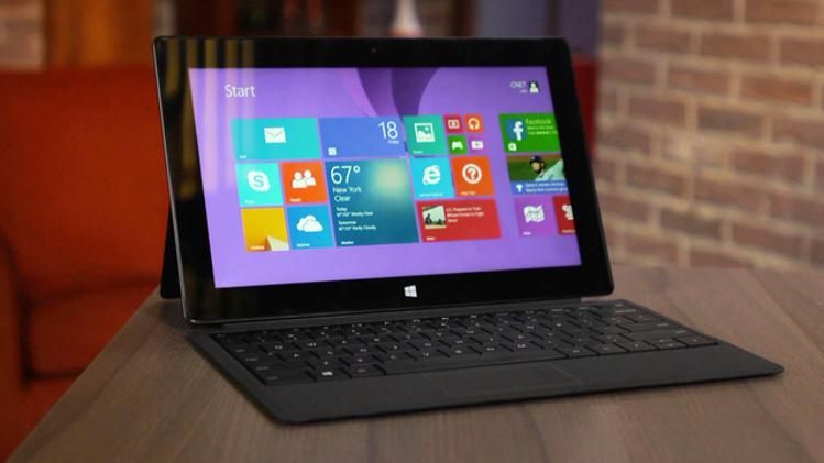 Фотографии планшета Surface Мини, который Microsoft так иневыпустила