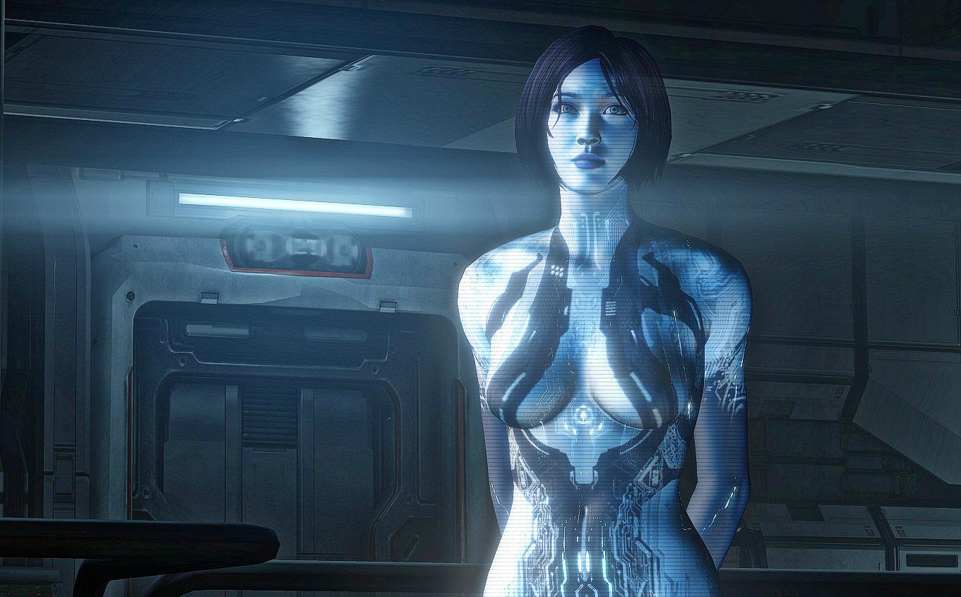 Cortana mass effect halo babes lora croft  naked tube