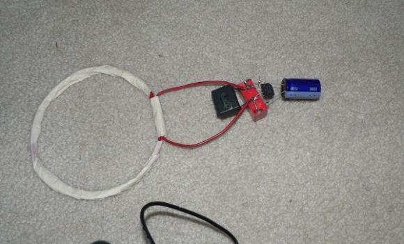 Беспроводная зарядка своими руками из зарядника 90