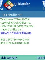 QuickOffice 6.4.24