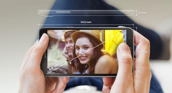Samsung Galaxy Mega 2 � ����� ������� �����������